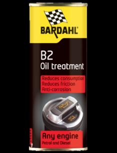 Additivo Olio Bardahl B2 Oil Treatment 300 ml