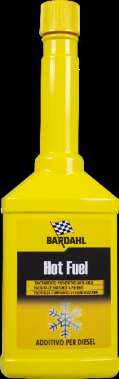 Additivo Anticongelante Diesel Bardahl Hot Fuel 250 ml