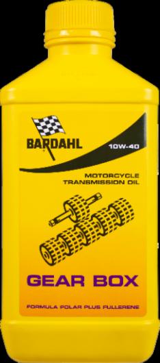 Olio Cambio Moto Bardahl Gear Box 10W40 1 Lt