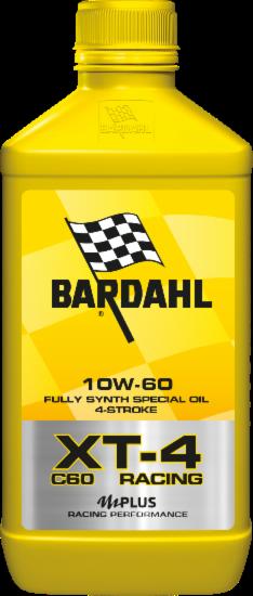 Olio Motore Moto Bardahl XT-4 C60 Racing 10W60 1 Lt |