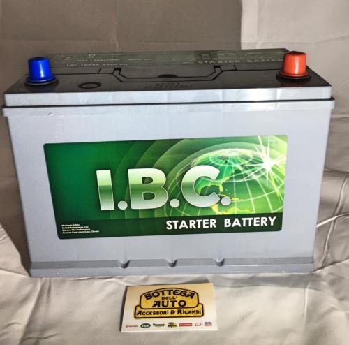 IBC 105DX